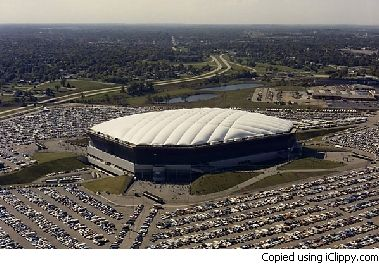 The Pontiac Silver Dome